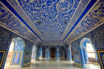 Jaipur City Palace, Rajasthan, India Wall mural