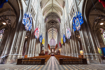 Orleans Cathedral Sainte Croix, France