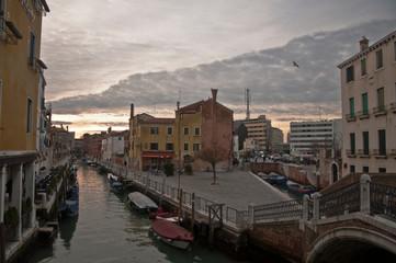 Nuvole veneziane