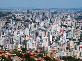View of Belo Horizonte City Belo Horizonte, Minas Gerais/brazil December 12/23/2018