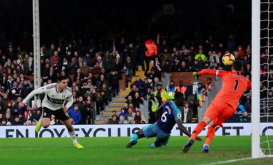 Premier League - Fulham v Tottenham Hotspur