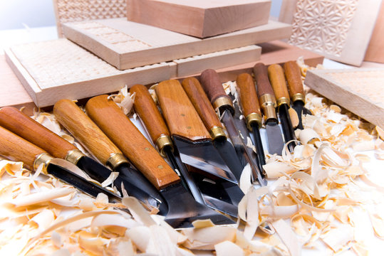 woodcarving cutters