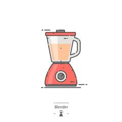 Blender - Line color icon