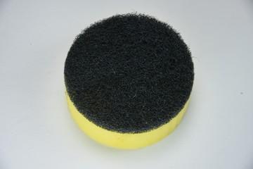 yellow  kitchen sponges