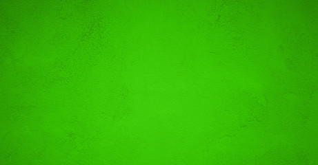 Wide Angle Bright Grunge Decorative Green Background