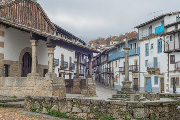 Details of Cadelario one of the most beautiful villages in Spain