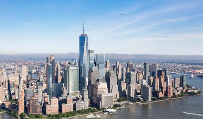Aerial Photography New York City