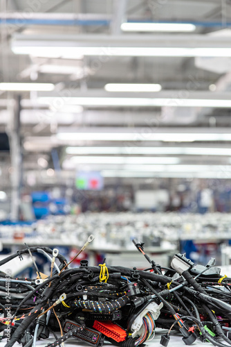 Astounding Manufacturing Of Wiring Harnesses Automotive Industry Technology Wiring Cloud Hisonuggs Outletorg