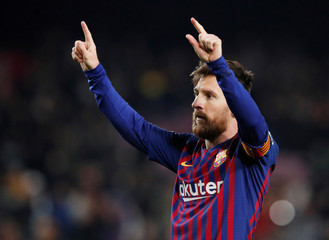 La Liga Santander - Barcelona v Leganes