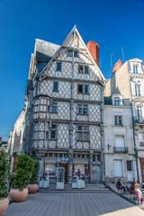 Maison d'Adam, Angers, Pays de la Loire, France