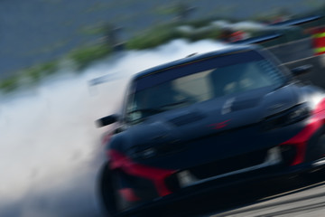 Blur Drift action car