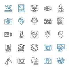 picture icons set