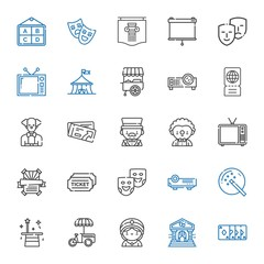 show icons set