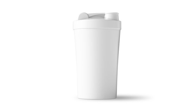 protein shaker isolated