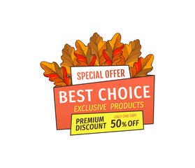 Best Choice Promotion Discount on Thanksgiving Day