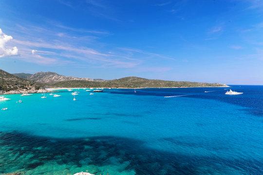 La plage de Saleccia en Corse