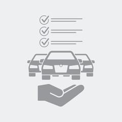 Check option for car configuration