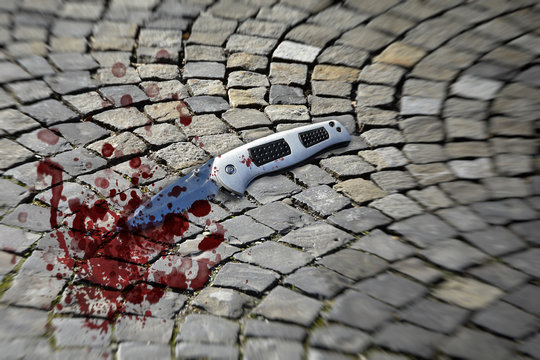 Messerangriff - Knife attack