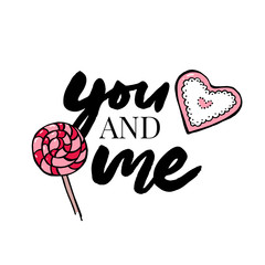 Slogan graphic with vector a rose illustration in retro style, for t-shirt prints and other uses sweets love valentine's