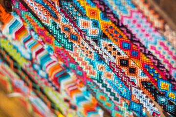 handmade friendship bracelets, boho hand jewelry