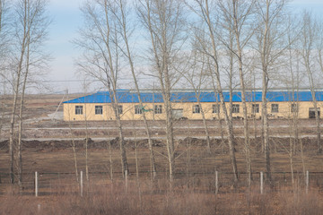 The train from Beijing to Hailar