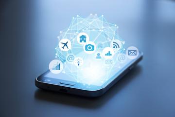 internet, internet delle cose, iot, connessione,