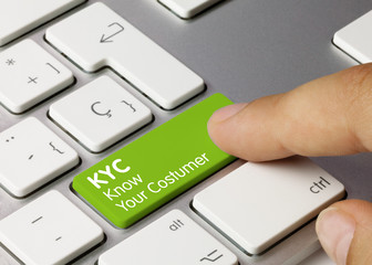 KYC Know Your Costumer