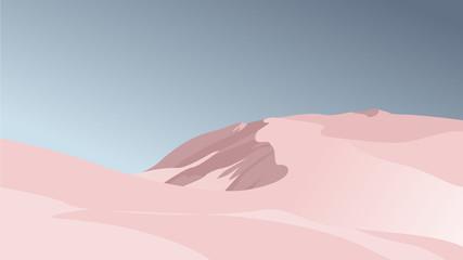 desert background vector safari