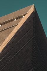 Detail of the Tate Modern Blavatnik Building
