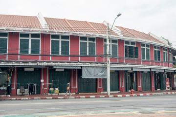 THAILAND BANGKOK BANGLAMPHU OLD TOWN COLONIAL