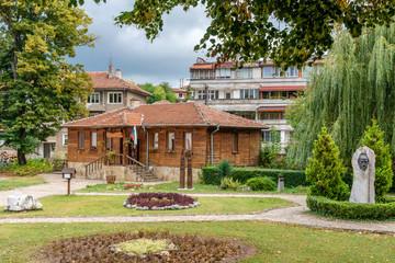 Malko Tarnovo - small town in Bulgaria, near the border with Turkey