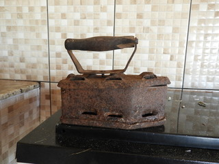 old rusty iron 1