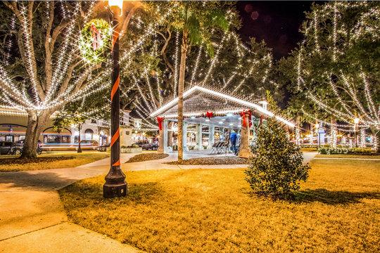 Night of Lights St. Augustine, Florida