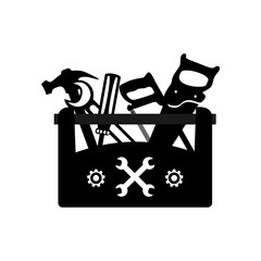 tool box icon - construction toolbox