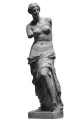 Door stickers Historical buildings Venus de Milo statue