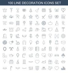 decoration icons