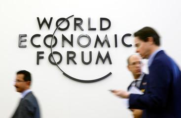 2019 World Economic Forum (WEF) annual meeting in Davos
