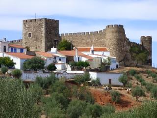 Portugal. Vilage of Terena in Alentejo