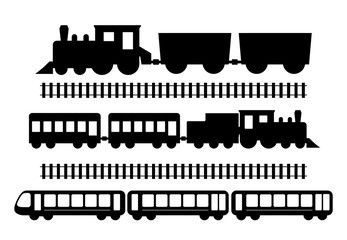 Set of trains