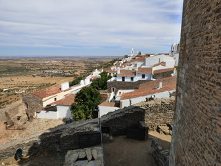 Portugal. Monsaraz. Town in Alentejo.