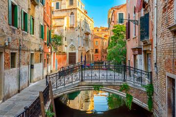 Obraz Architektura Wenecji, Włochy - fototapety do salonu