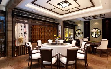 Chinese style upscale restaurant-3