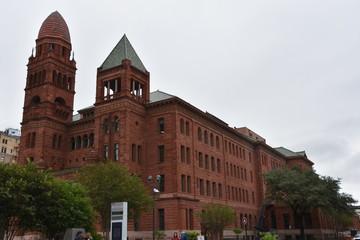 Bexar County Courthouse in San Antonio, Texas