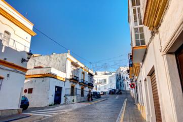 Arcos de la Frontera, picturesque village in Andalusia, Spain