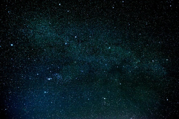 starry night sky fully with the stars