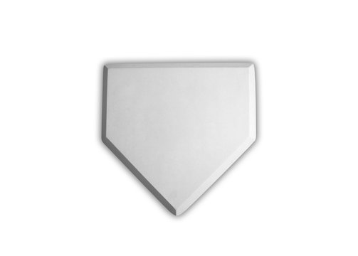 Baseball home plate base