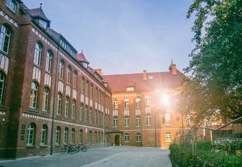 Campus Loefflerstraße Greifswald
