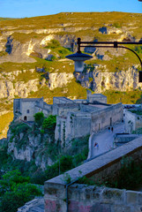 Matera old town, UNESCO World Heritage Site, European Capital of Culture 2019. Basilicata, Italy