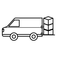 delivery truck design