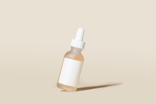serum in a bottle